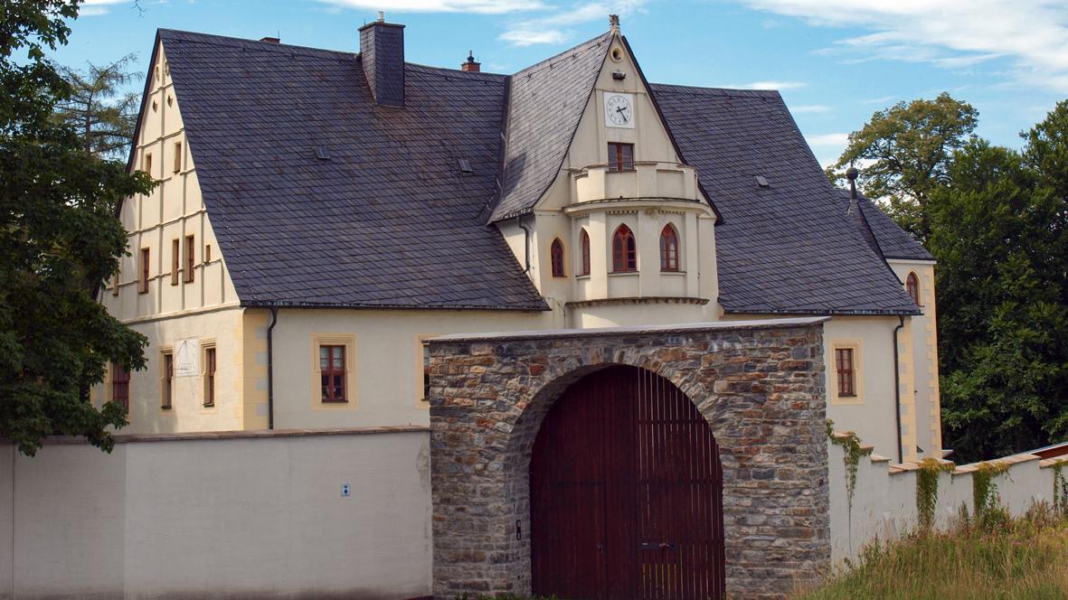 Das Schloss Forchheim. Foto: Chris Bergau